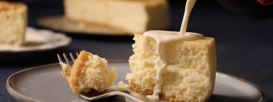 baked cheesecake recipe ann reardon how to cook that