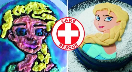 Cake Rescue – how to fix a cake fail #3