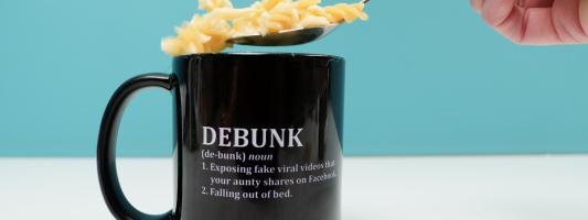 Debunking & Is Google Getting Greedy?