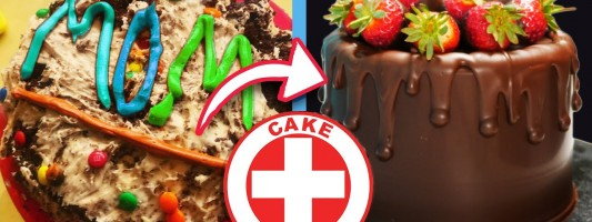 cake rescue fixing viral cake fails