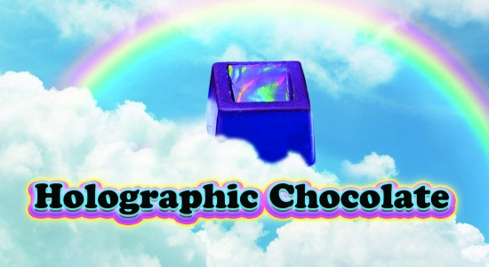 holographic chocolate ann reardon
