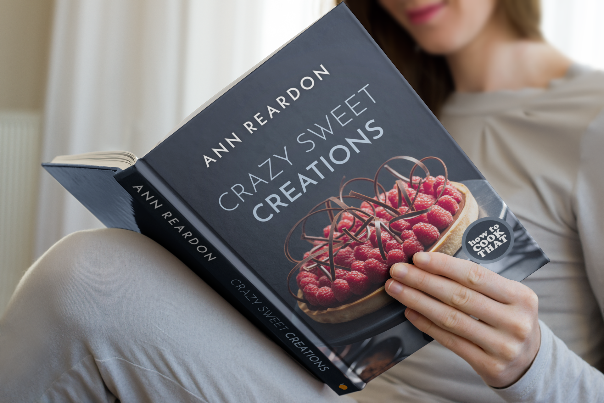 ann reardon crazy sweet creations cookbook