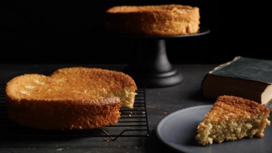 200 year old cake recipe 19C (66.2 degrees Fahrenheit)
