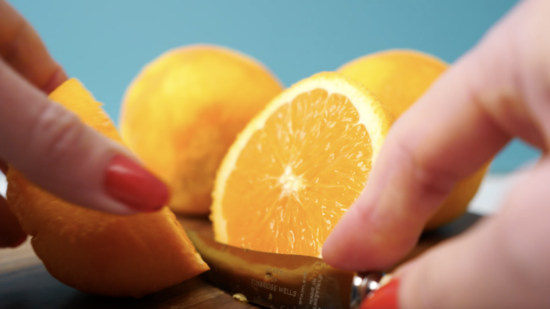 orange essence home made