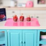 miniature kitchen amazing